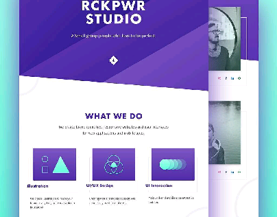 zcompany Webpage Design