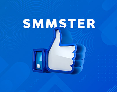 SMMSTER: logo, site and identity