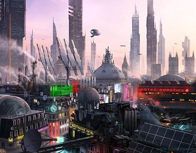 London 2046