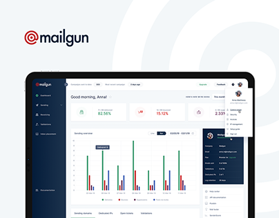 Mailgun: Email delivery, supercharged