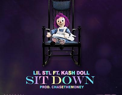 Lil Stl & Kash Doll (prod. ChaseTheMoney) - Sit Down