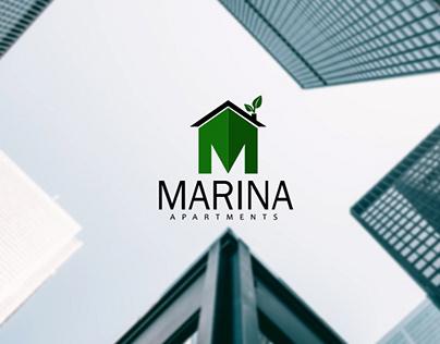 MARINA Appartments [Branding]