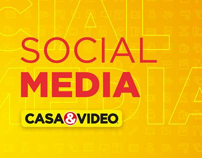 Casa&Video - Social Media