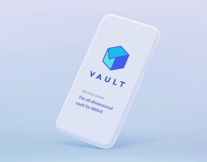 VAULT - The all dimensional crypto wallet