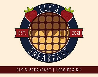 Ely's Breakfast | Logo Design