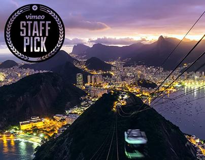 RIO - 8K Timelapse by Scientifantastic