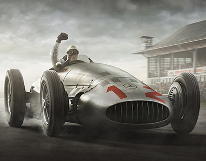Silver Arrows - The Fatherland's Finale