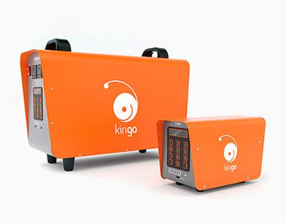 Kingo 15 / Kingo 100 - Visual Brand Language