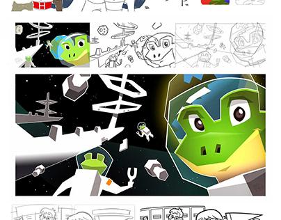 KDZ Collection (Illustrations)
