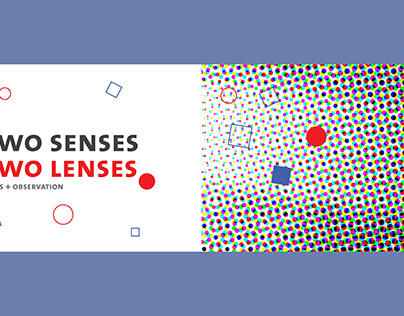 Two Senses, Two Lenses / Dogs + Observation