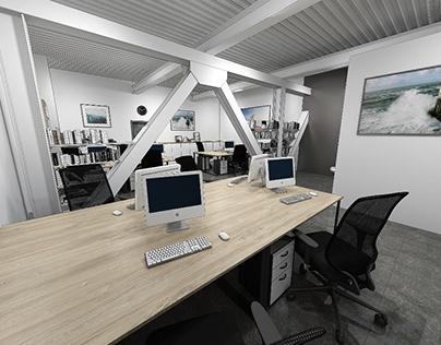 Ремонт офисов. Оформление переговорных комнат.