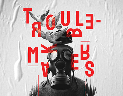 Troublemakers Manifesto | Collateral & Web Design