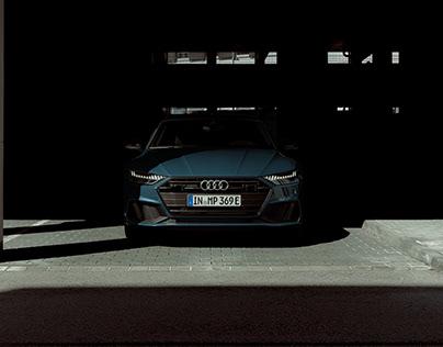 Audi A7 Sportback TFSIe