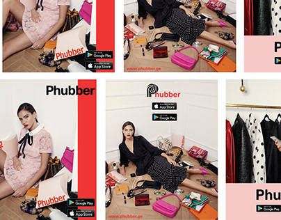 Advertising Campaign for PHUBBER
