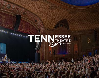 Tennessee Theatre Rebrand