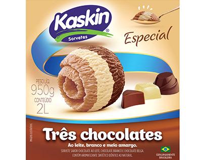 Ice Cream Kaskin 2L