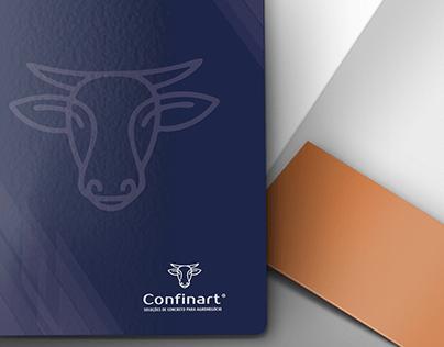 Confinart / Branding