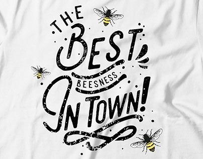 Branding (Honey Bee - Carpentry Inc)