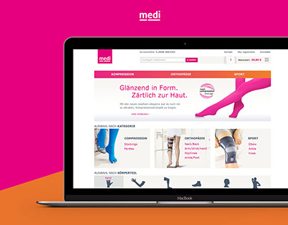 Medi UK Onlineshop