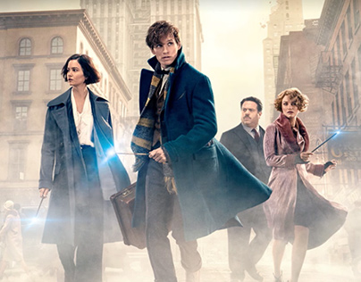 Fantastic Beasts and Where to Find Them Main Site
