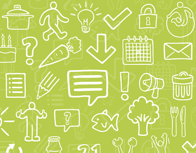 Flora pro.activ - App Icons