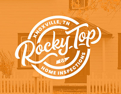 Rocky Top Home Inspections Branding
