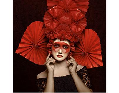 Chinese style photography by Debarghya Mukherjee