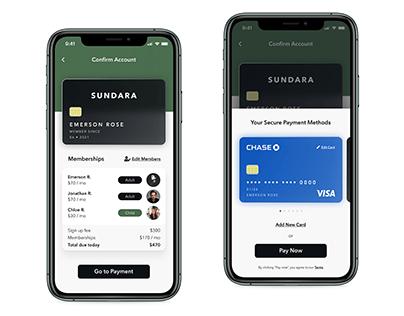 Payment & Account Confirmation   SUNDARA Gym