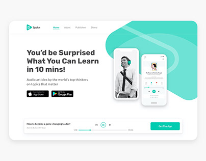 Spokn Website