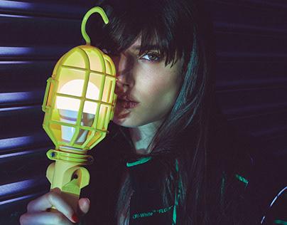 Blanca Padilla photographed by Eduardo Rezende