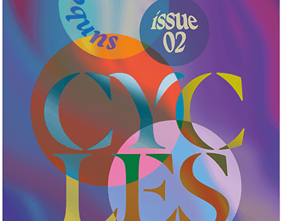 Sunbow Zine Spring 2021 Print Issue 'Cycles'