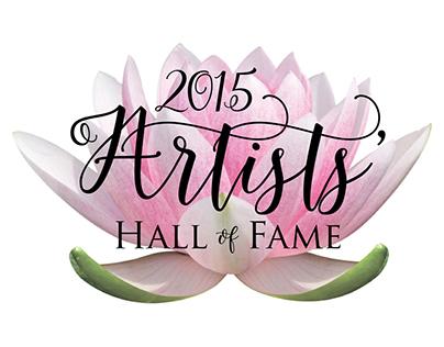 BOTTLE WORKS 2015 Artists' Hall of Fame