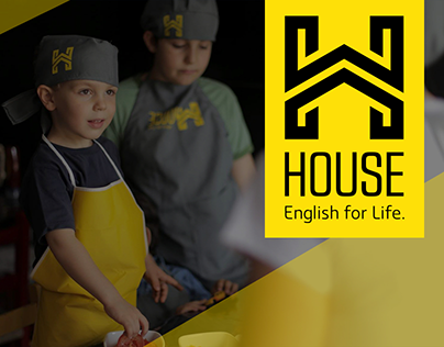 House English for Life - Website