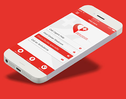 Medical application for android & ios