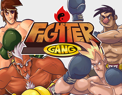 FIGHTER GANG Proyect
