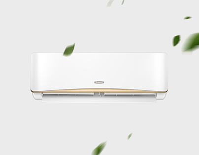 Landing Page for Biryusa Air Conditioning
