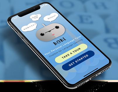 BOBI - Chatbot for Language Learning