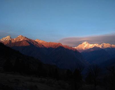 Photo Album - Love for Mountains & Snow