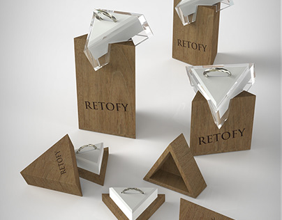 RETOFY - Jewelry P.O.P. & Packaging