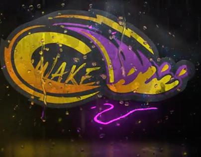 Wake Logo Animation