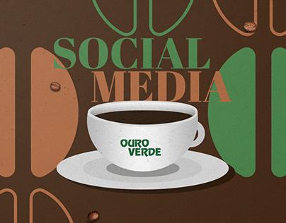 Social Media | Café Ouro Verde