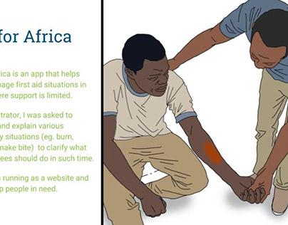 Aid for Africa: Emergency App