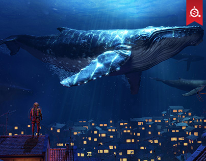 whale rider | CGI