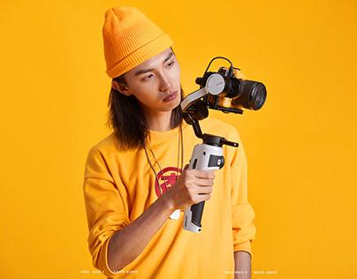 电商品牌摄影   魔爪AirCross2皓月 x 映物社