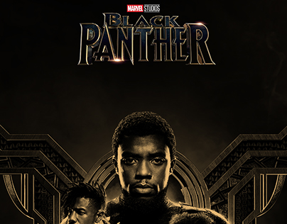 Black Panther Facebook Cover [ Free Download ]