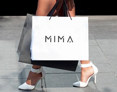 MIMA - Identidade Visual
