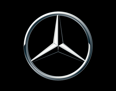 Mercedes - Daimler: iPad Iconography