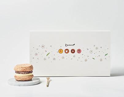 Bonheur Cookie   2020 New Year Packaging Design