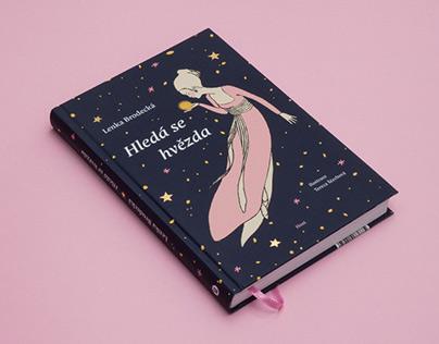 Book cover / Hledá se hvězda