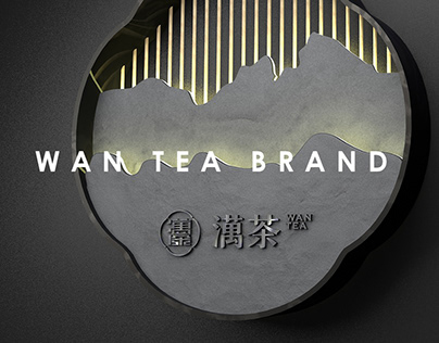 WAN TEA BRAND DESIGN